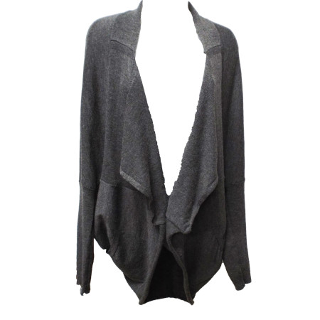 grey batwing cardigan by Bohemia