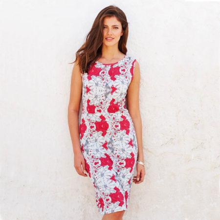 Adini Begonia dress