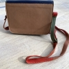 multicolour leather satchel (back)