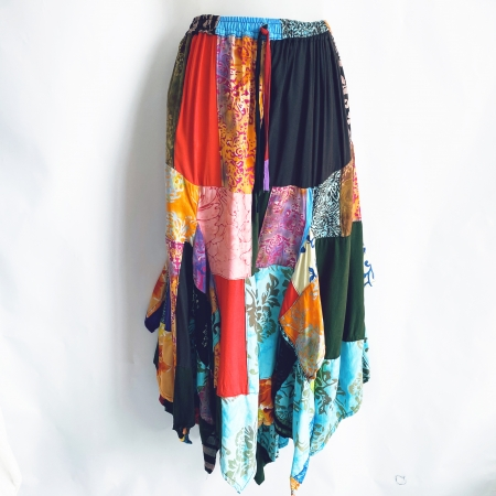 Gringo patchwork skirt 2