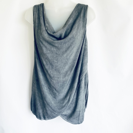 grey crossover front top