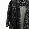 Leopard print jacket (detail)